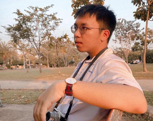 นายวีรภัทร ภักดีไทย น้องเจเจ '63
